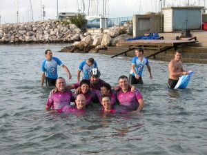 Rekreatur 2007, Prologue / Jambor Team is wet agin