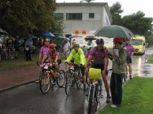 Rekreatur 2007, Prologue / KolovozJambor Team is wet