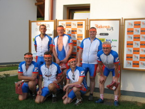 rekreatur 2006 / Team Iskra Pro won the first Prologue