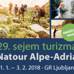 NATOUR Alpe Adria fair - Rekreatur will be there