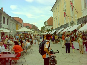 Rekreatur 2014, KT6 bo na Linhartovem trgu v Radovljici