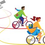 'Social Bike Challenge' / Kranjski izziv
