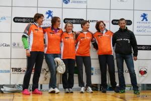 Rekreatur 2014 / Orange jersey