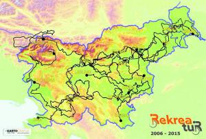 Rekreatur  2006 - 2015